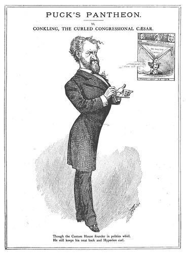 puck's pantheon vi (1879)