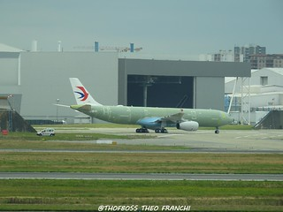 A330 China Southern B-8362 msn1815