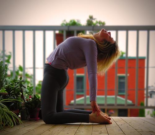10 days yoga challenge