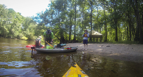 Edisto River Rope Swing and Beer Commercial Float-28