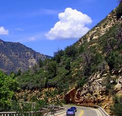 Oak Creek Canyon, AZ 7-13