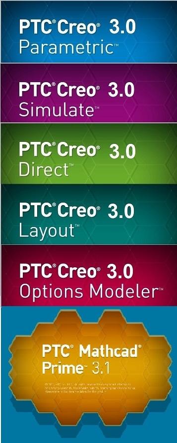 Download PTC Creo 3.0 M120 + HelpCenter Full 32bit 64bit full