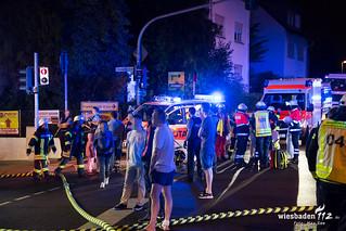 Wohnungsbrand Eschborn