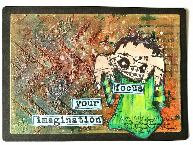focus your imagination