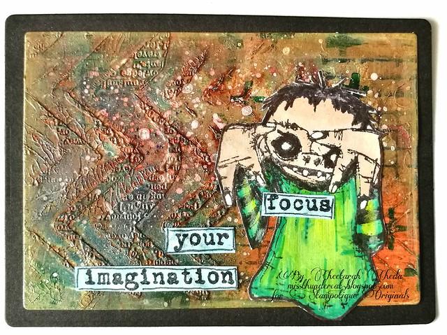 focus your imagination