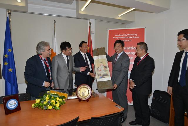 Εγκαίνια του Κύπρο-Κινεζικού Πολιτιστικού Κέντρου στο Πανεπιστήμιο μας, Nikon D800, AF Zoom-Nikkor 18-35mm f/3.5-4.5D IF-ED