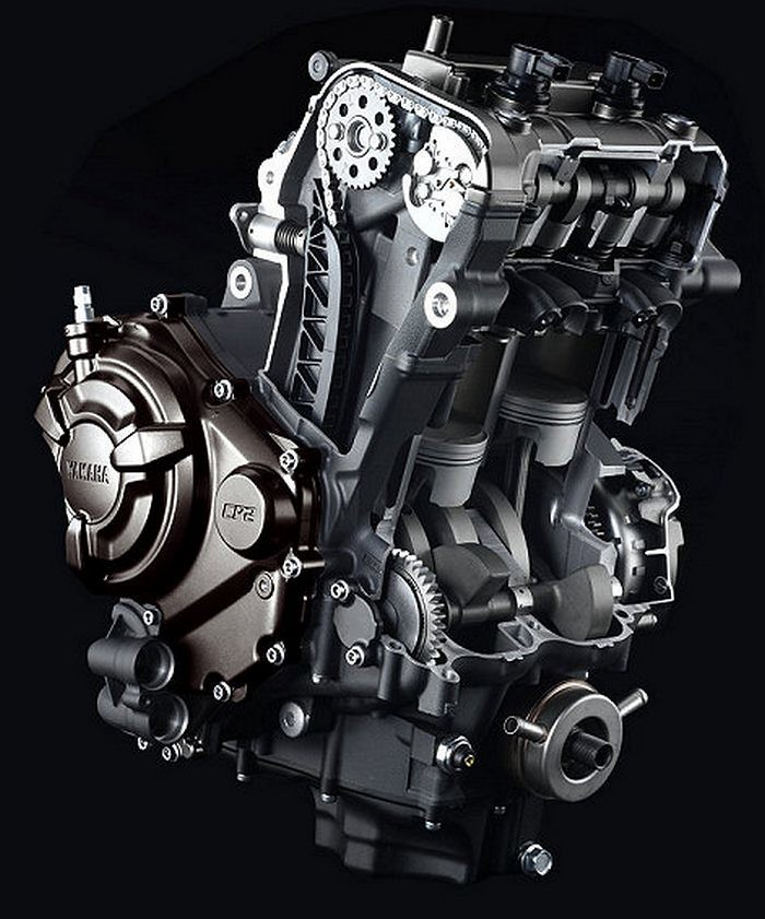 Yamaha MT-07 700 2015 - 4