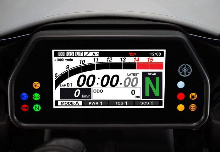 Yamaha YZF-R1 1000 2019 - 3