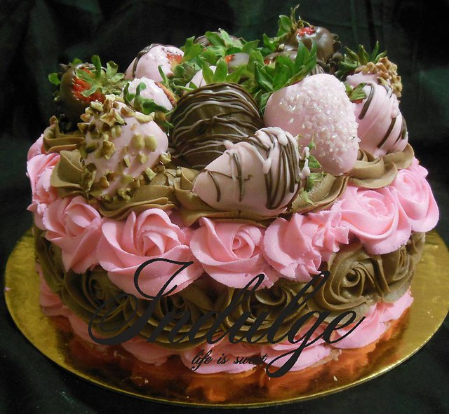 Cake by Indulge