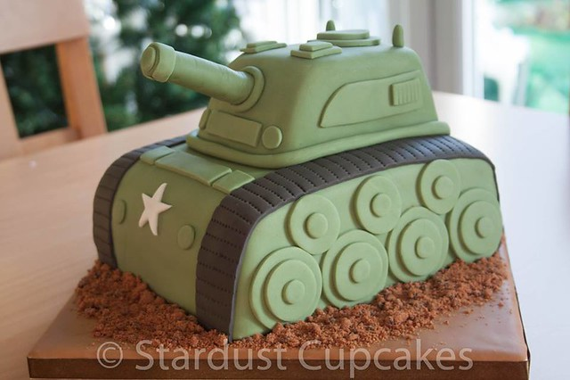 Cake by Stardust Cupcakes