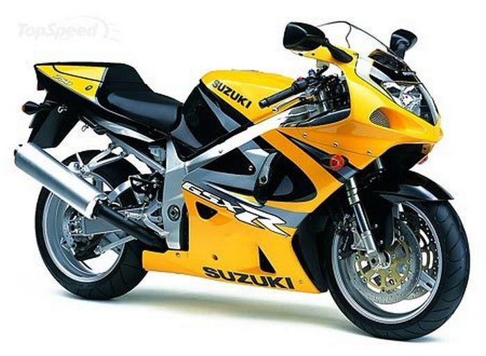 Suzuki 750 GSX-R 2003 - 1