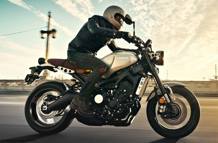 Yamaha XSR 900 2016 - 19