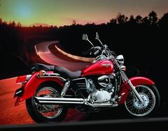 Honda 125 Shadow VT 2006 - 26