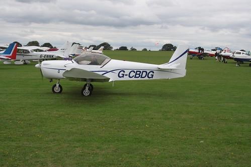 G-CBDG Zenair CH601HD Sywell 040915