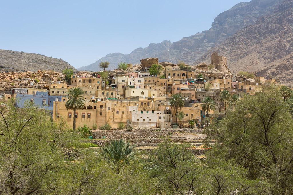 Oman. Bilad Sayt