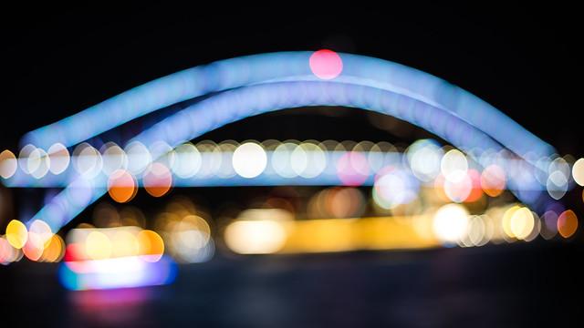 Bridge Bokeh, RICOH PENTAX K-1, smc PENTAX-DA 50mm F1.8