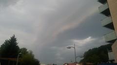 Nubes tormentosas. Hernani