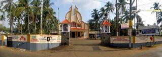 St. Antony's Church, Punnamparambu, Machad 1