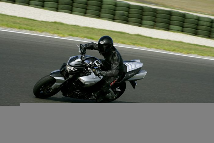 Suzuki B-KING 1300 2007 - 30
