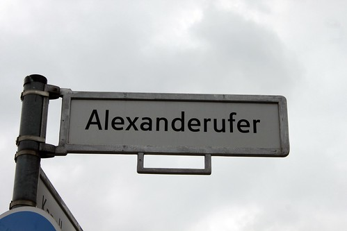 Das Alexanderufer