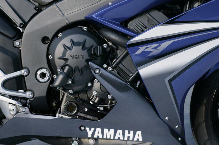 Yamaha YZF-R1 1000 2007 - 36