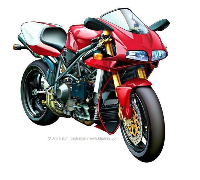 Ducati 996 2000 - 2