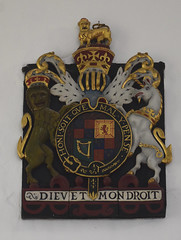 Stuart Royal Arms