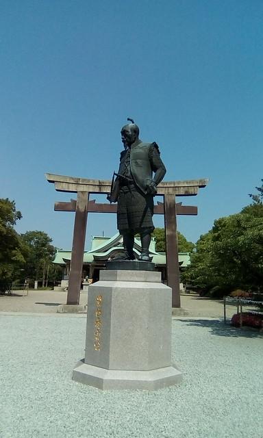 Toyotomi Hideyoshi, Osaka Castle