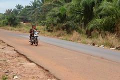 Igbo Girls, Motorcycling, Obolo Village, Enugu State, Nigeria, #JujuFilms