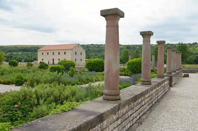 The Roman villa in Reinheim, European Archaeological Park of Bliesbruck-Reinheim, Germany / France