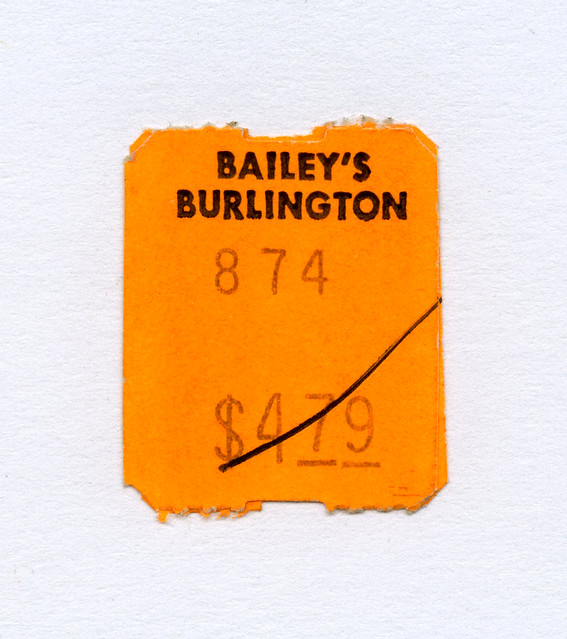 Bailey's Burlington