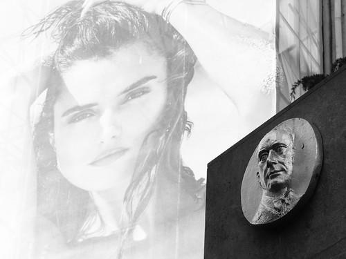 'Contrasts; then and now' (Nişantaşı, Istanbul)