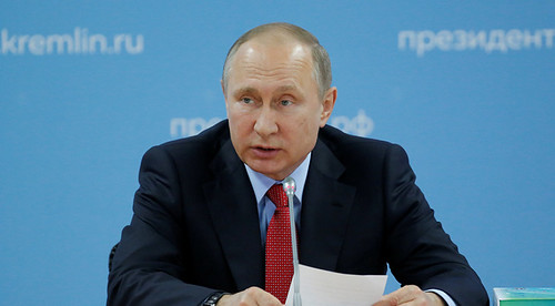 Putin signed amendments to the law on elections of the President of Russia