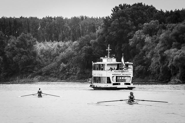 On the River Tisza