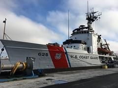 USCGC Venturous WMEC 625