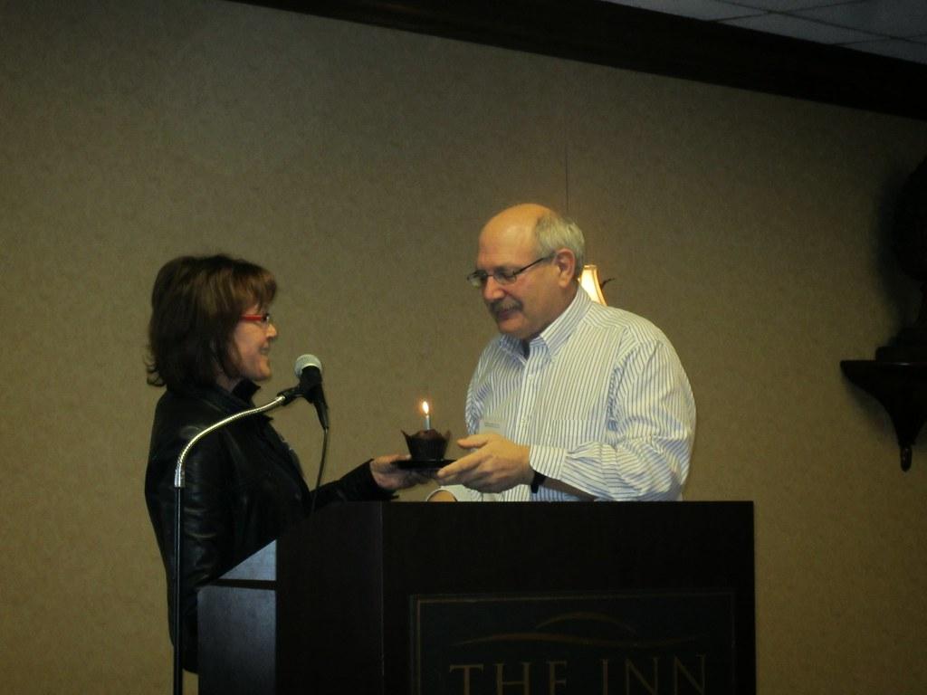 Lynne Maquat & Eric Phizichy