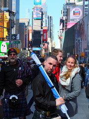 Scottish Folklore in NYC