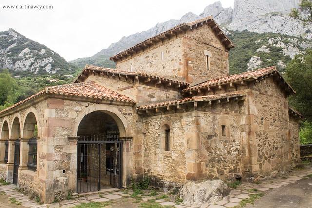Chiesa di Santa Maria di Lebeña