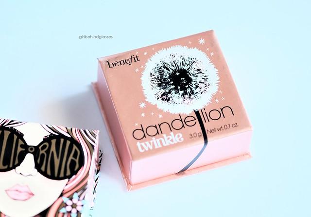 Benefit Cosmetics Dandelion Twinkle