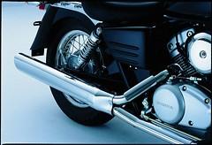 Honda 125 Shadow VT 2006 - 13