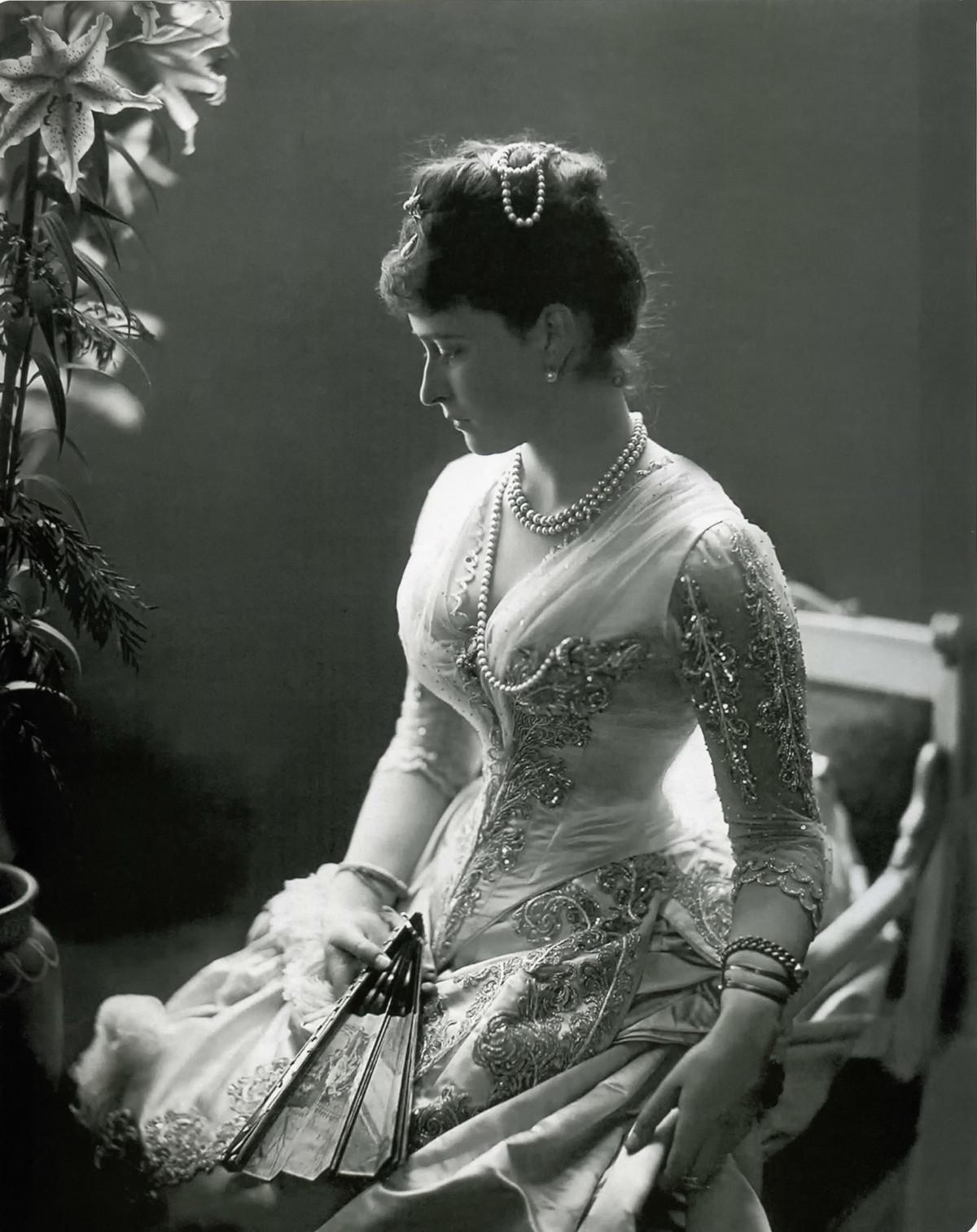 Princess Elisabeth of Hesse, 1887