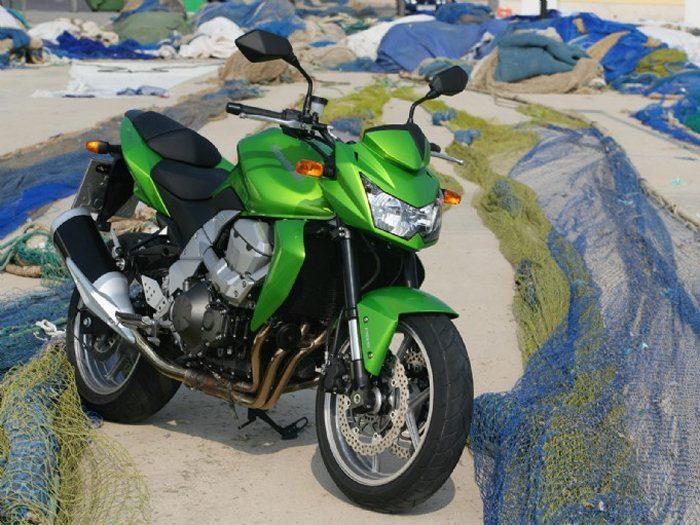 Kawasaki Z 750 2009 - 41