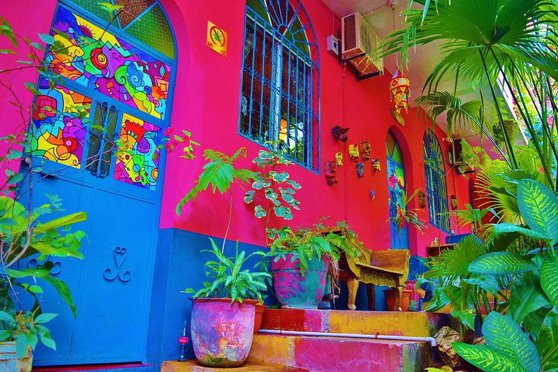 Flores Hostel in Guatemala