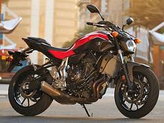 Yamaha MT-07 700 2015 - 9