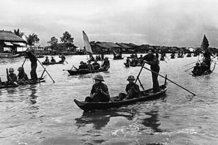 Cà Mau 1975 - Bộ đội Bắc Việt tiến vào thị xã Cà Mau