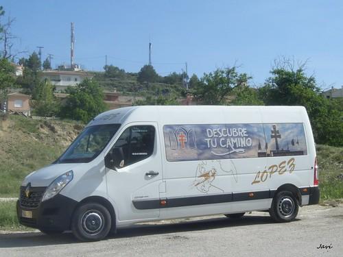 Renault Master de Lopez