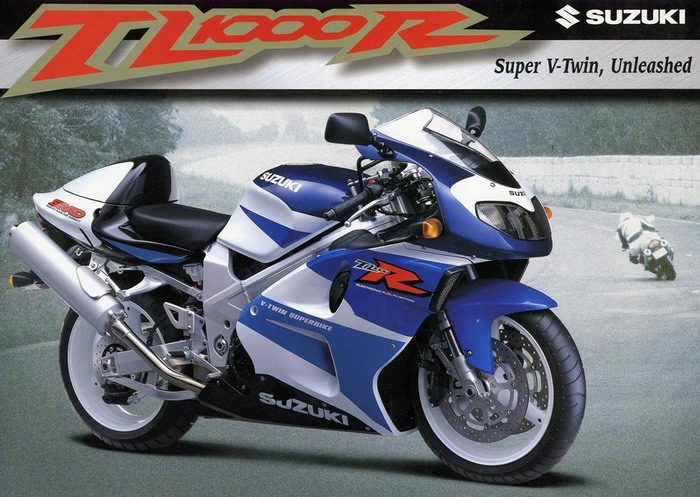 Suzuki TLR 1000 2003 - 5