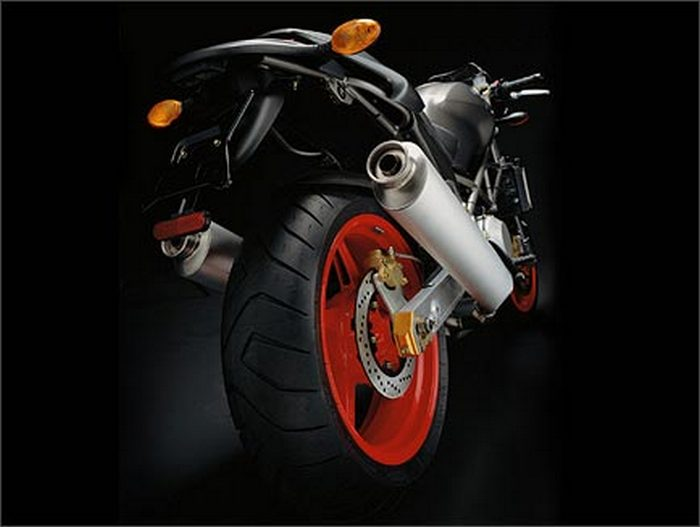 Ducati 916 MONSTER S4 2003 - 7