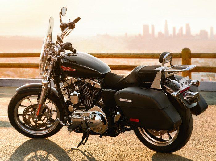 Harley-Davidson XL 1200 T SUPERLOW 2014 - 5