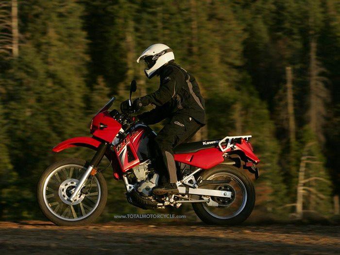 Kawasaki KLR 650 2002 - 18